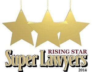 Michael R. Cahill Super Lawyers 2014