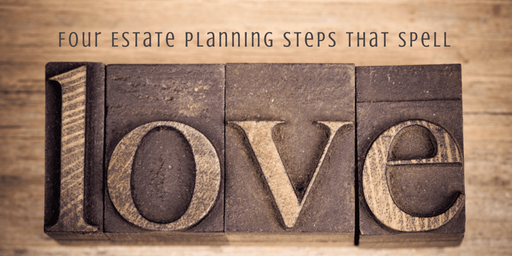 important steps in the estate planning process