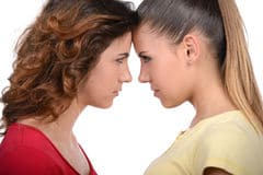 Angry Sisters